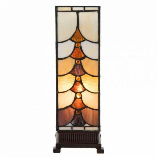 Filamentled Ludlow M S Tiffany asztali lámpa