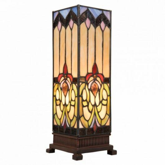 Filamentled Corwen M S Tiffany asztali lámpa