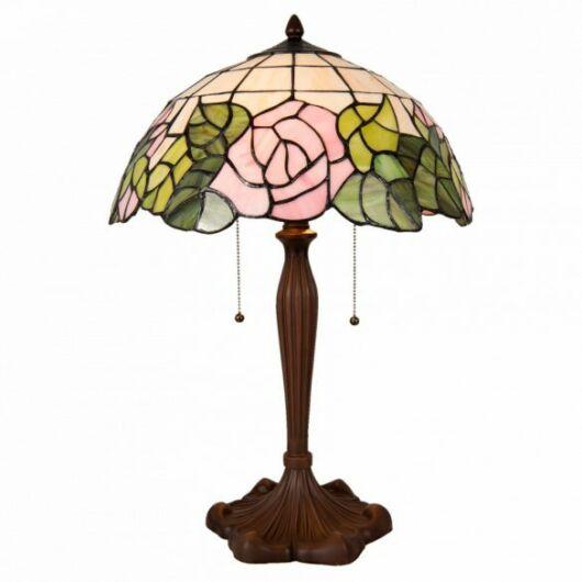 Filamentled Ilkley Tiffany asztali lámpa