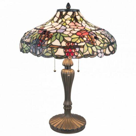 Filamentled Lanark Tiffany asztali lámpa