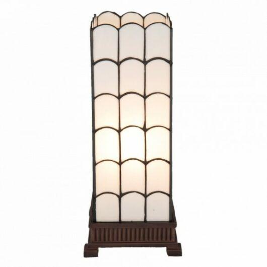 Filamentled Wrexham L S Tiffany asztali lámpa