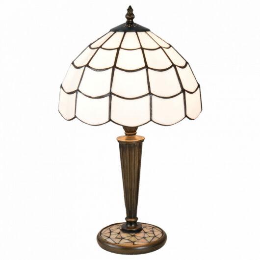 Filamentled Wrexham Tiffany asztali lámpa