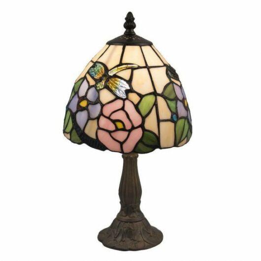 Filamentled Melrose Tiffany asztali lámpa
