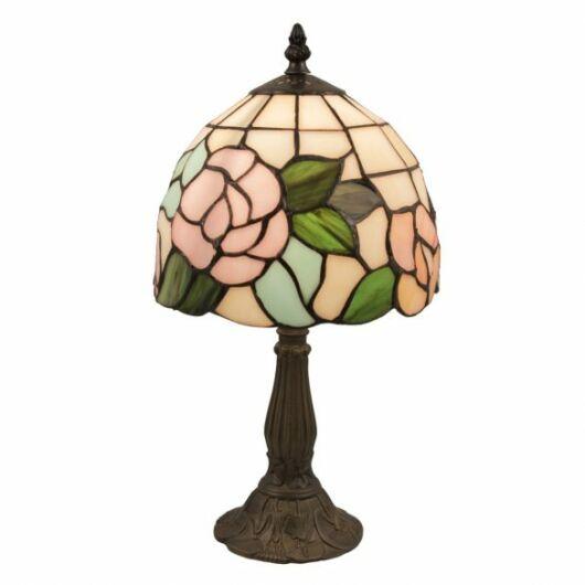 Filamentled Airdrie Tiffany asztali lámpa