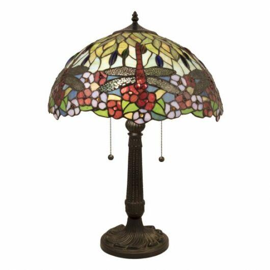 Filamentled Prescot Tiffany asztali lámpa