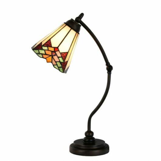 Filamentled Maty Tiffany asztali lámpa