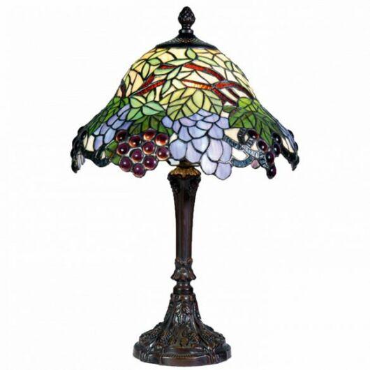 Filamentled Barrhead Tiffany asztali lámpa