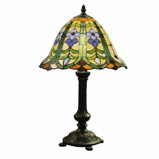 Filamentled Duns Tiffany asztali lámpa