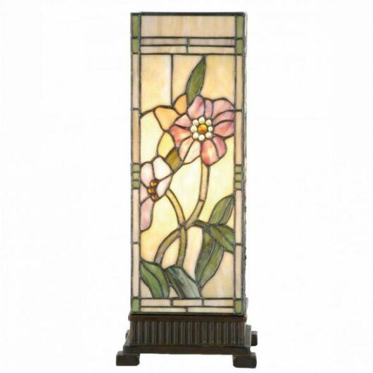 Filamentled Honley L S Tiffany asztali lámpa