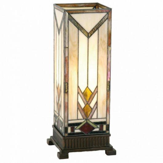 Filamentled Salen L S Tiffany asztali lámpa
