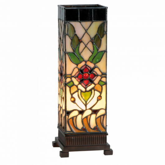 Filamentled Wellington M S Tiffany aszali lámpa