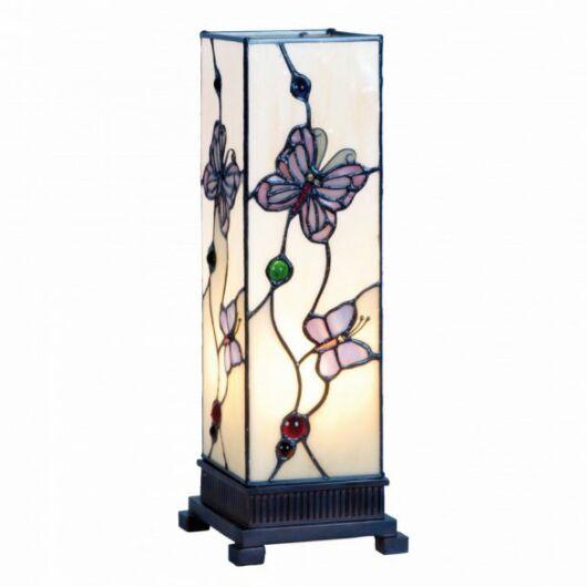 Filamentled Leeds M S Tiffany asztali lámpa