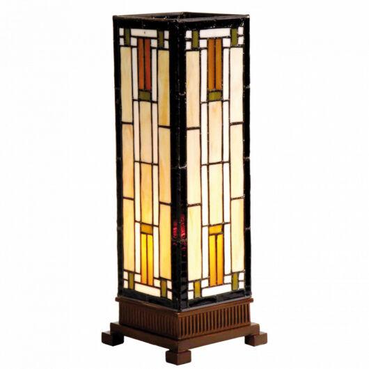 Filamentled Harlech M S Tiffany asztali lámpa