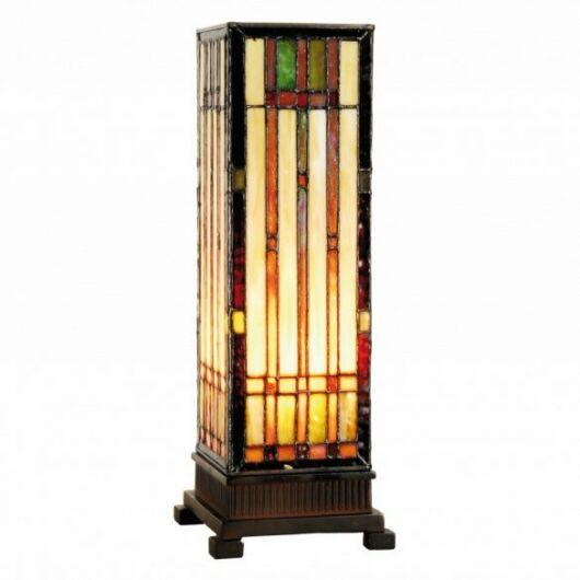 Filamentled Sorn M S Tiffany asztali lámpa