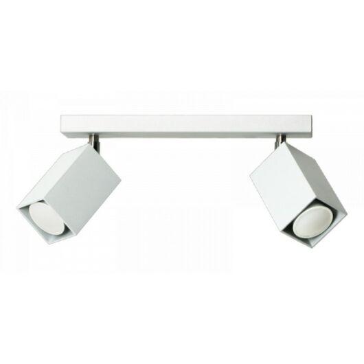 LAMPEX Mennyezeti lámpa Nero 2 fehér