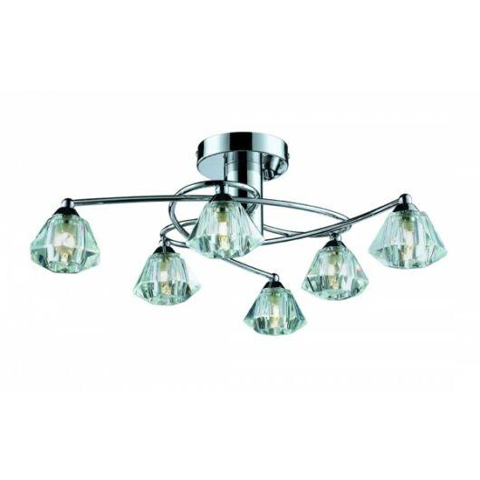Viokef 6L mennyezeti lámpa Diamond