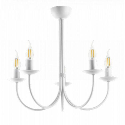 LAMPEX mennyezeti lámpa Samanta 5 biala