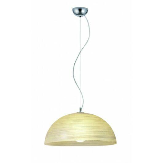 Viokef függesztett lámpa borostyán Modesto