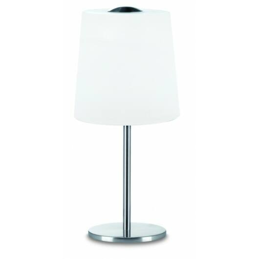 Viokef asztali lámpa fehér H:400 Snow