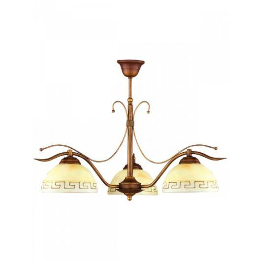 LAMPEX csillár Greka 3