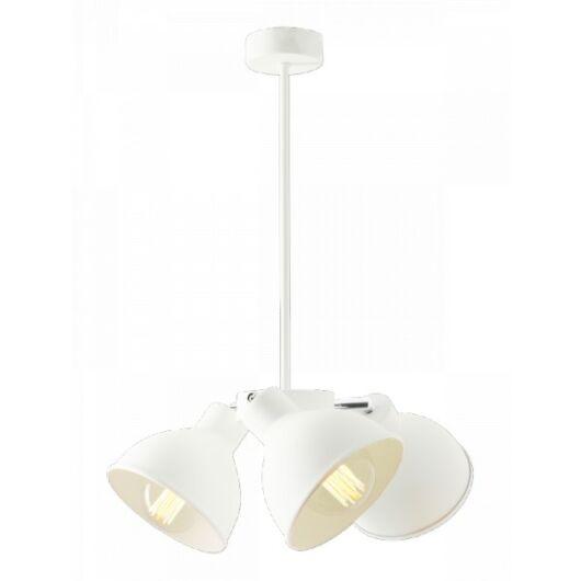 LAMPEX csillár Zoe 3 fehér