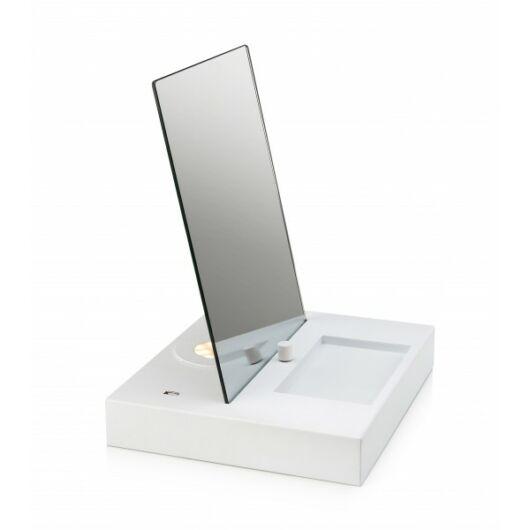 MARKSLÖJD Reflect asztali  lámpa hangulat lámpa tükör/fehér USB