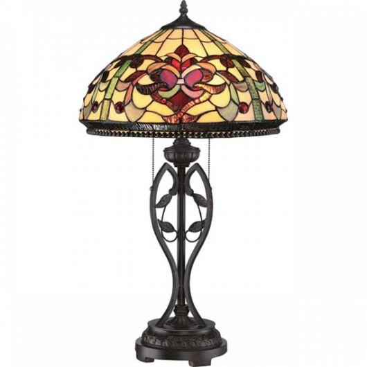 ELSTEAD Kings Pointe asztali lámpa hangulat lámpa