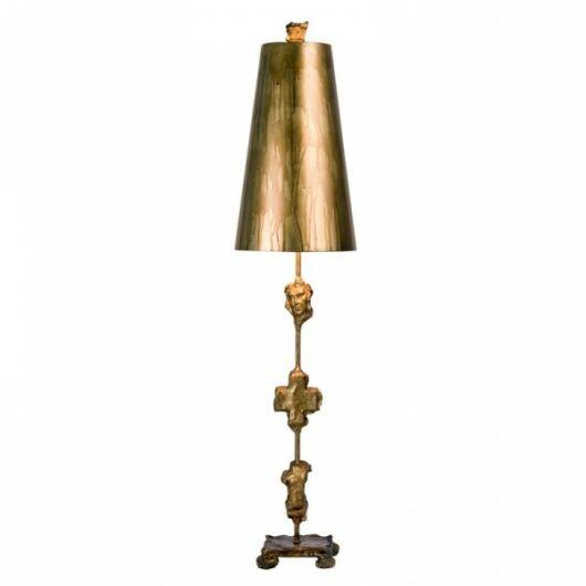 Elstead Gold asztali lámpa komód lámpa