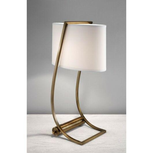 ELSTEAD Lex bronz asztali lámpa komód lámpa