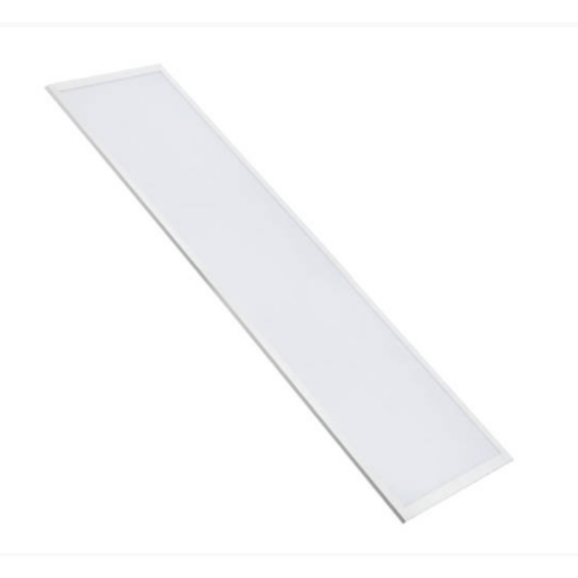 LED Panel (120x30 cm, 40W UGR<19) - Meleg Fehér