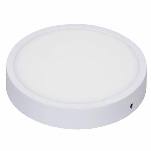 Led ufó lámpa kör, 2700 Kelvin, 12W