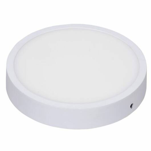 Led ufó lámpa kör, 6000 Kelvin, 24W