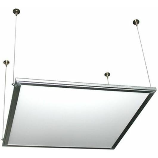 Led panel világítás, 60x60 cm, 51W, 4000K