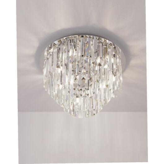 MONACO Mennyezeti lámpa króm