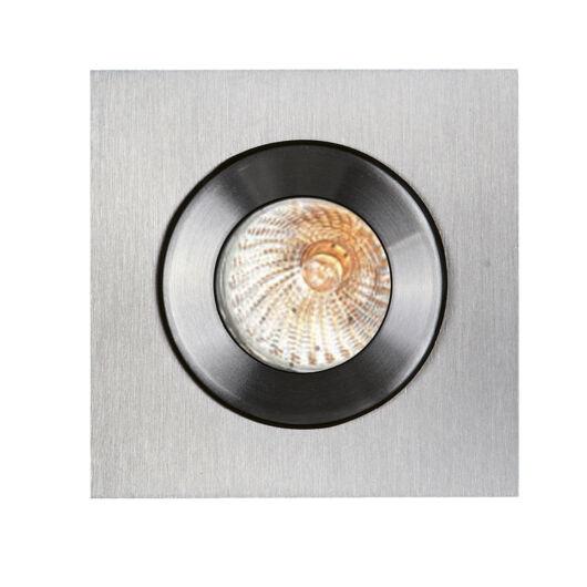 SHOWER Beépíthető lámpa fehér, fekete