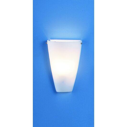 MIRO fali lámpa matt üveg fehér