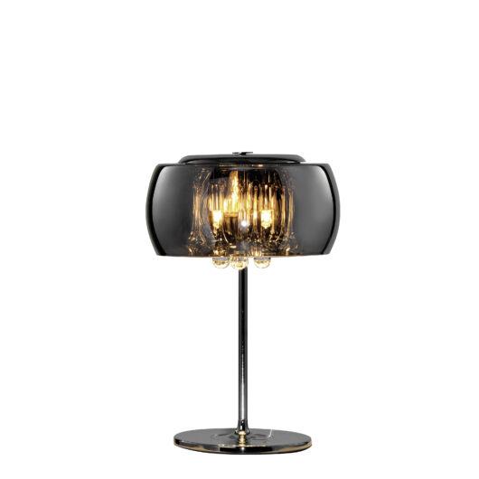 VAPORE Asztali lámpa króm