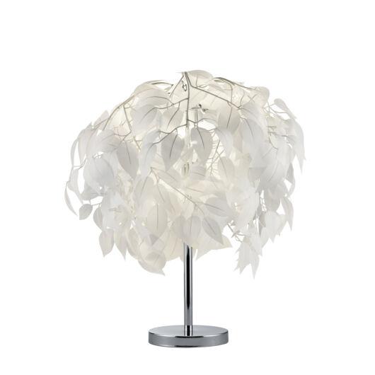 LEAVY Asztali lámpa króm