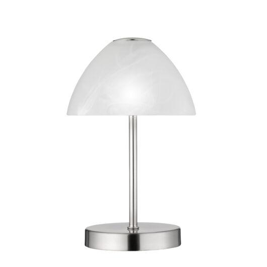 QUEEN asztali lámpa matt króm