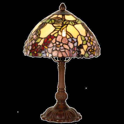 Filamentled Bala Tiffany asztali lámpa