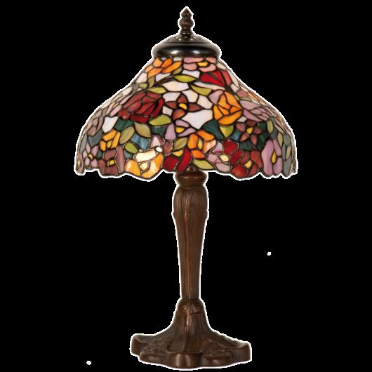 Filamentled March Tiffany asztali lámpa