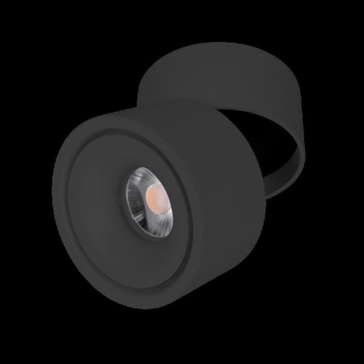 LED fényvető, billenthető 15W fekete 6400K