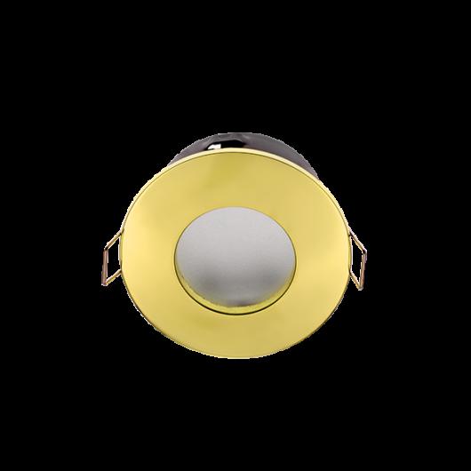 Beépíthető spot lámpatest  IP44 arany
