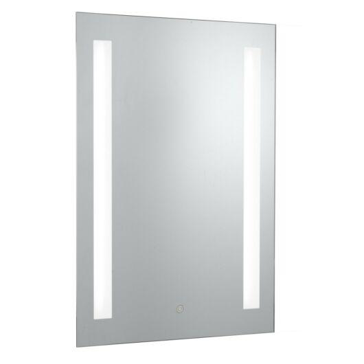 Searchlight MirrorS falilámpa tükör, érintőkapcsolós ezüst szín