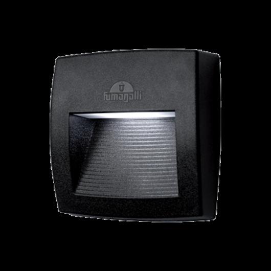 LORENZA 150 LED kültéri fali lámpa 3.2W fekete