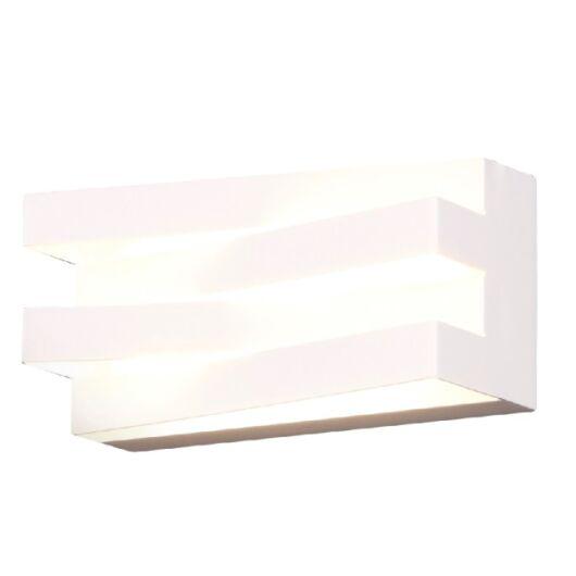 ARAXA fali lámpa,fehér, 24 foglalattal