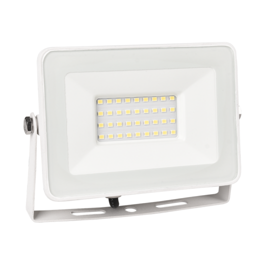 VEGA30 LED kültéri relektor 30W, 4000K, fehér