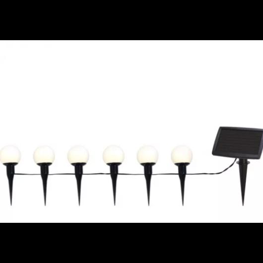 GLOBUS kerti szolár lámpa