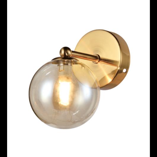 OLENA fali lámpa 1xG9 arany