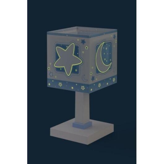 Dalber gyereklámpa - 'moonlight' kék asztali lámpa